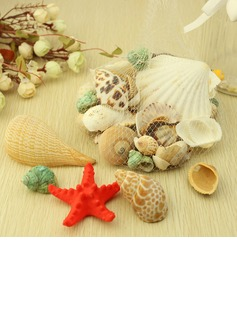 Beach Theme Starfish and Seashell Unique Wedding Décor