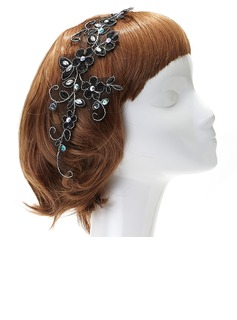 Fashion Rhinestone/Lace Headbands