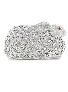 Lovely Rhinestone Clutches