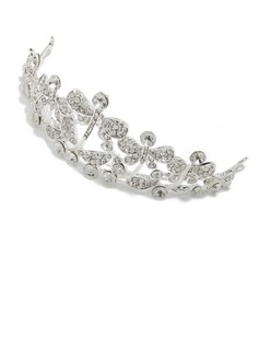 Pretty Crystal/Alloy Tiaras