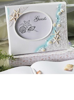 Beach Themed Wedding Guest Book(101018148)