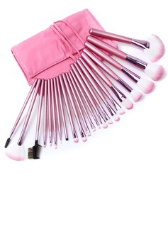 Professional Makeup Brushes With Pink Bag(22 Pcs)