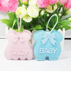 Baby Dress Design Favor Bags (Set of 12)