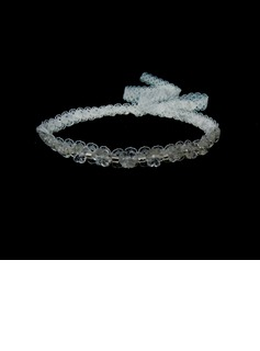 Elegant Lace With Crystal Women's Headbands (042025237)