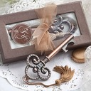 Key to My Heart Key shape Bottle Openers With Tassel