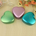 Personalized Heart Shaped Metal Favor Tin  (118031767)