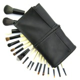 Fashion Professional Makeup Brush With Free Case(18 Pcs)(046022889)
