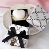 Heart Shaped Soaps With Ribbons/Pendant (051015915)