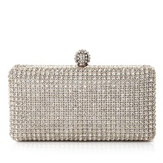 Unique Rhinestone Clutches