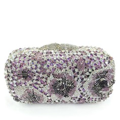 Pretty Crystal/ Rhinestone/Alloy Clutches/Luxury Clutches