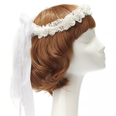 Pretty Lace/Satin Headbands
