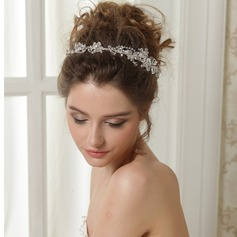 Handmade Alloy/Austrian Crystal Headbands