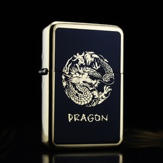 Personalized Stainless Steel Lighter