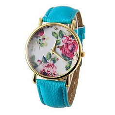 Charming Alloy/PU Body Jewelry/Watches