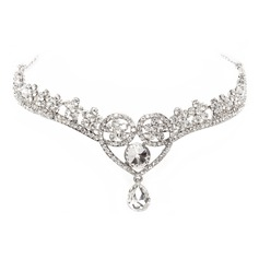 Beautiful Rhinestone/Alloy Forehead Jewelry