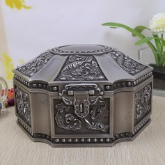 Elegant Alloy Ladies' Jewelry Box