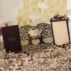 Personalized Card Paper Invitation Cards (Set of 50)