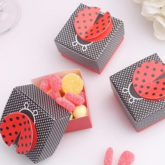 Ladybird Favor Boxes