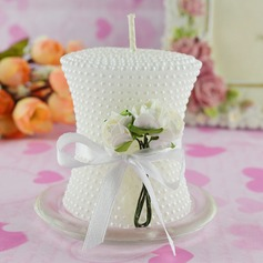 Attractive Calla Lily Paraffin Wax Candle