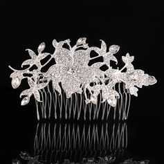 Glamourous Alloy Combs & Barrettes