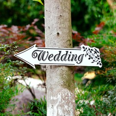 KT Board Wedding Direction Sign