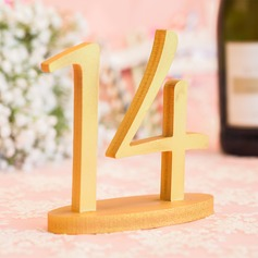 Personalized PVC Table Number