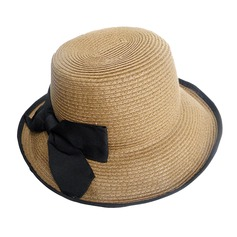 Ladies' Pretty Papyrus With Straw Hat
