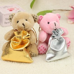 Cute Bear Favor Bags (Set of 6 Pairs)