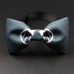 Solid Color Polyester Bow Tie