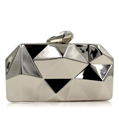 Charming Metal Clutches