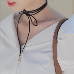 Beautiful Braided Rope Ladies' Fashion Necklace