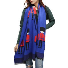 Solid Color Oversized/Shawls Poncho