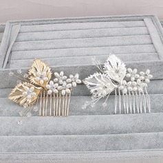 Stylish Rhinestone Combs & Barrettes