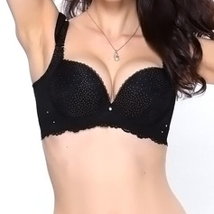 Cotton Detachable Straps Extreme Lift Feminine Bra