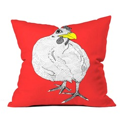 Traditional/Classic Casual Cartoon Cotton Velvet Pillows & Throws (Sold in a single piece)