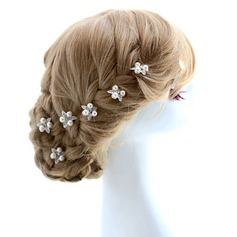 Beautiful Alloy Hairpins (Set of 2)