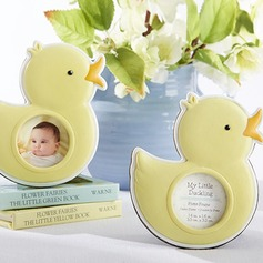 Cute Baby Duck Resin Photo Frames (Set of 6)