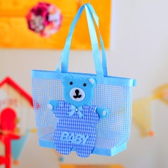 Baby Bear Handbag shaped Favor Bags (Set of 12)