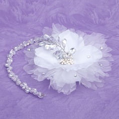 Gorgeous Crystal/Rhinestone/Satin Headbands