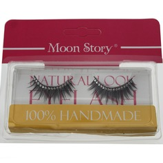 Transparent Diamond Sticking Thick Long Style False Eyelashes, CFE703#