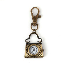 Classic Handbag Design Stainless Steel Keychains/Watches
