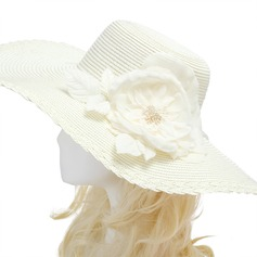 Classic Artificial Silk/Imported Paper Flowers & Feathers