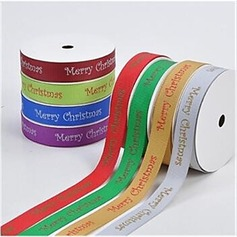 Satin Ribbon(Six Color One Card)