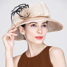Ladies' Classic Spring/Summer With Bowler/Cloche Hat