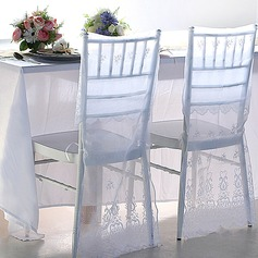 Pretty Lace Chair cover