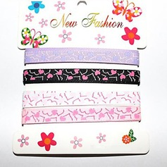 Satin Ribbon(Four Color One Card)