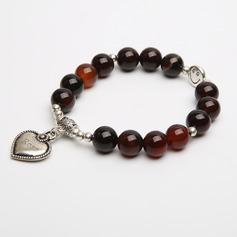 Personalized Faux Agate Ladies' Bracelets