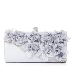 Gorgeous Fabric/Rhinestone Clutches