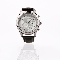 Personalized Leatherette/Alloy Sports Watch
