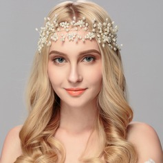 Beautiful Imitation Pearls Headbands